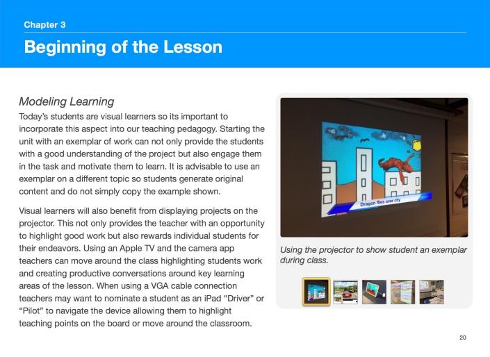 Teaching with the iPad (dragged) 2