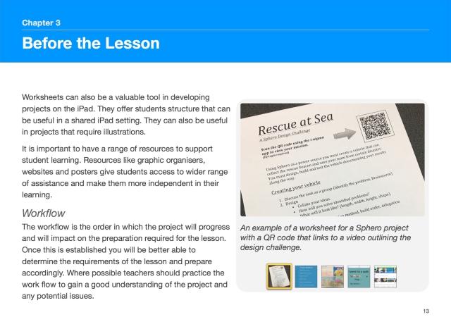 Teaching with the iPad (dragged) 5