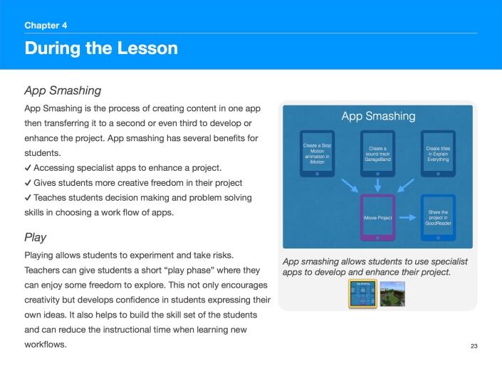 Teaching with the iPad (dragged) 6