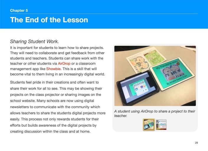 Teaching with the iPad (dragged) 7