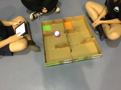 Coding with Spheros