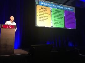 Apple Distinguished Educator showcase presentation - Peter Abt