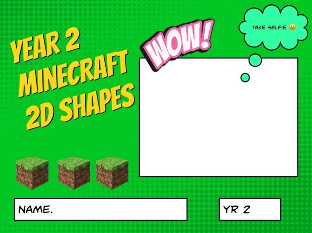Year 2 Minecraft Maths