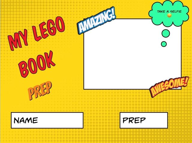 My LEGO Book Prep