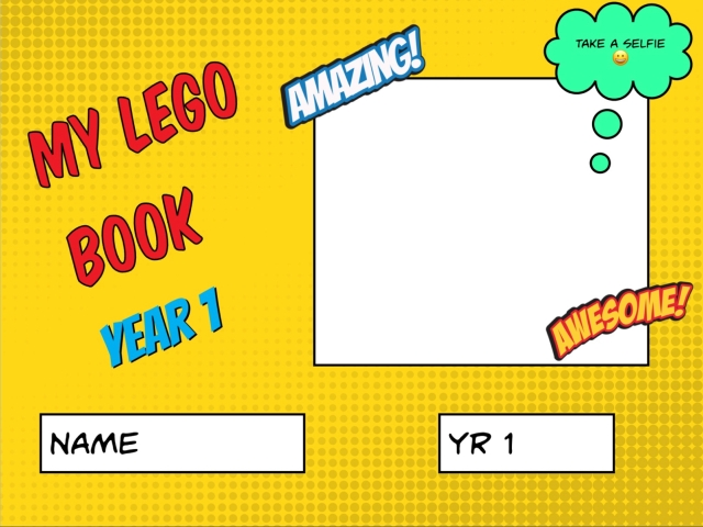 My LEGO Book Year 1
