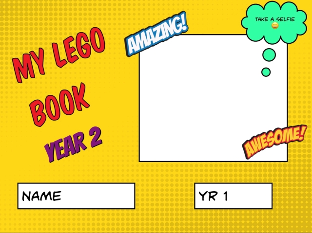 My LEGO Book Year 2
